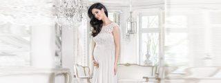 Brautmode für Schwangere