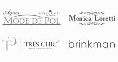 Brautkleid Labels & Hersteller 2