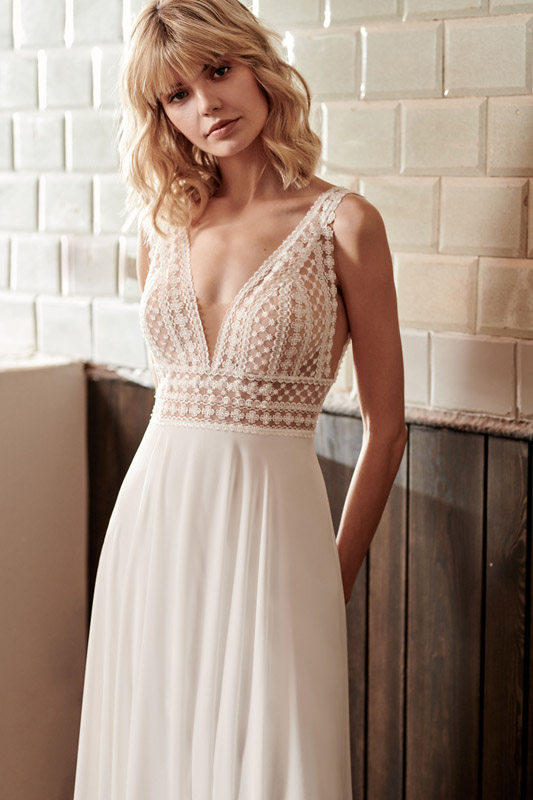 Elizabeth De Pol Hochzeitskleid 4827T