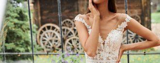Elizabeth de Pol Hochzeitskleid 4872T