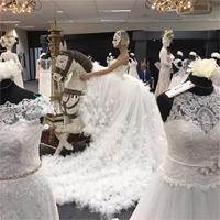Brautmode Trends 2018