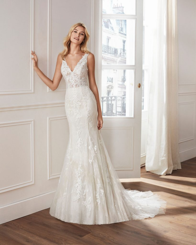 Luna Novias Brautkleider & Hochzeitskleider bei Brautmode Diamore