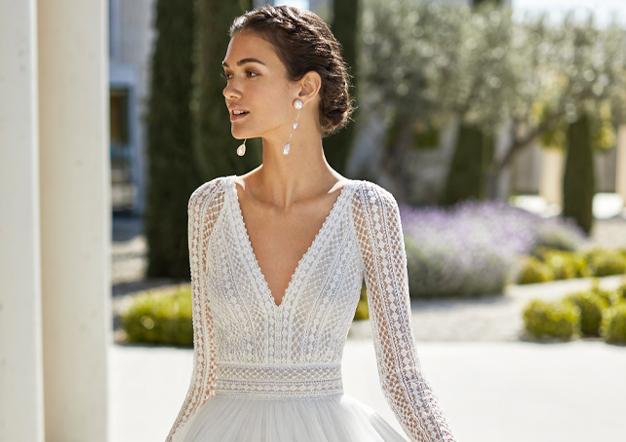 Rosa Clara Couture Brautkleider