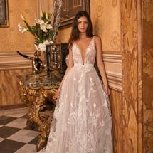 Gali Karten Luxus Brautkleider Trunk Show