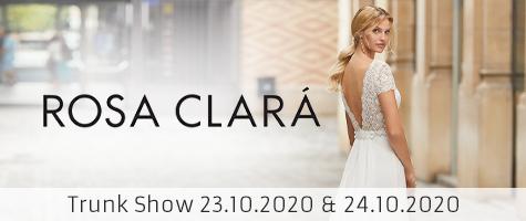 Rosa Clara Brautkleider Trunk Show