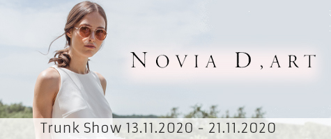 Novia D'Arc Trunkshow