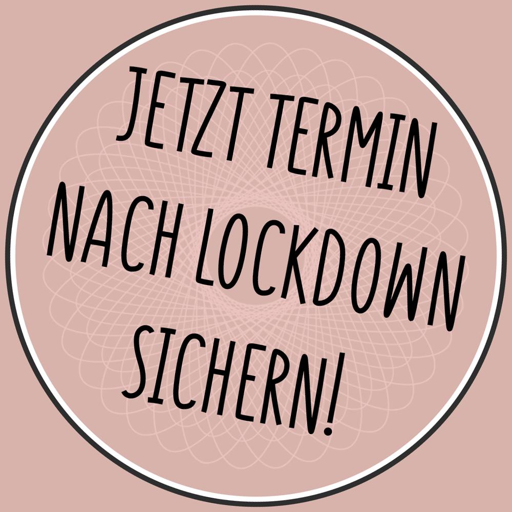 Termin Nach Lockdown Sichern