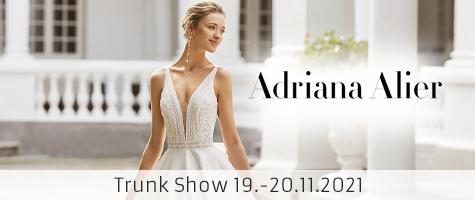 Adriana Alier Brautkleid Trunk Show 2021 / 2022