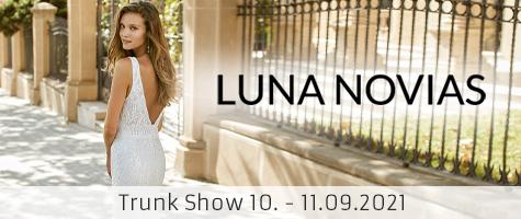 Luna Novias Brautkleid Trunk Show 2021 / 2022